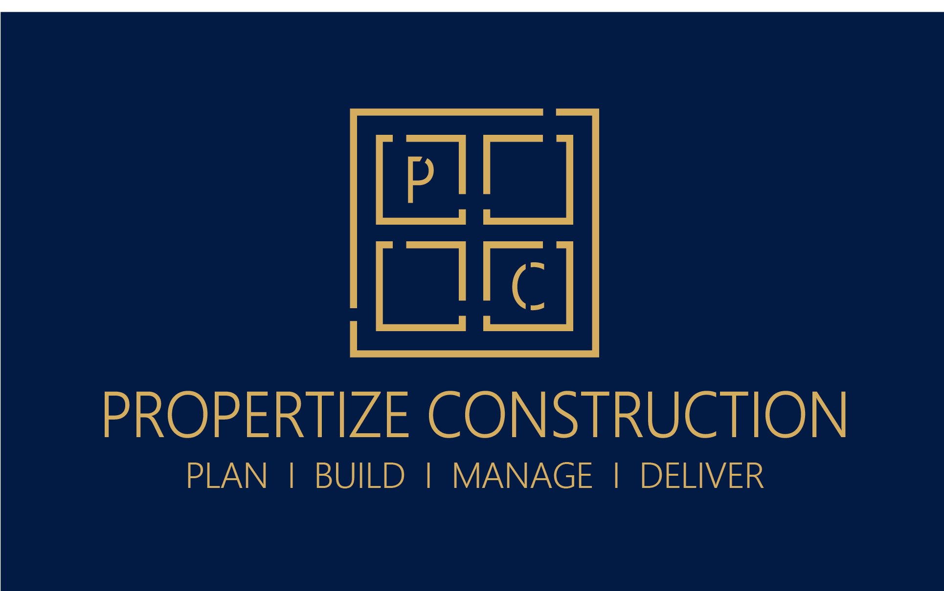 Propertize Construction