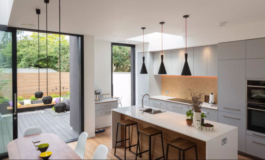 Design and Build Construction Company Kitchen Extension